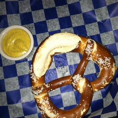 Photo taken at Hofbräu Bierhaus NYC by Alyssa B. on 1/26/2013