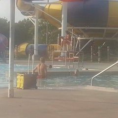 Photo taken at Earlywine Water Park by Tiffany B. on 7/23/2014
