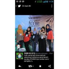 Photo taken at STMM MMTC Yogyakarta by Algatha M. on 10/24/2015