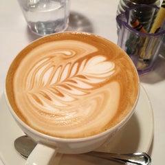 Photo taken at Cafe Luna by Tina M. on 5/24/2013