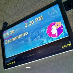 Photo taken at Gate 30 by Stephen C. on 1/7/2013