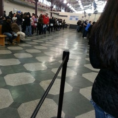Photo taken at New York State DMV by Martine E. on 4/1/2013