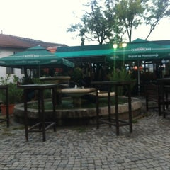 """Photo taken at Пивница """"Стар град"""" / """"Old Town"""" Brewery by Nadica J. on 9/18/2012"""