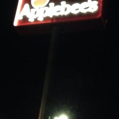 Photo taken at Applebee's by Kimberly W. on 10/15/2013