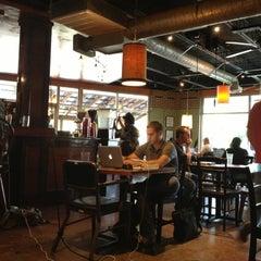 Photo taken at Epoch Coffee by C K. on 10/25/2012