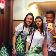 Photo taken at Alessandro Downtown Hostel by Rubens L. on 10/10/2014