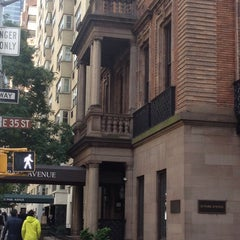 Photo taken at 23 Park Avenue by Paul W. on 10/8/2013
