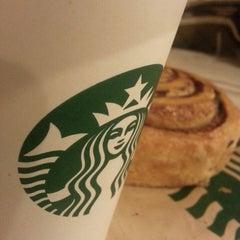 Photo taken at Starbucks by Eddie C. on 10/11/2013