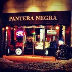 Photo taken at PANTERA NEGRA by Aka on 1/10/2014