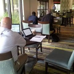 Photo taken at Hilton Garden Inn Houston Northwest by Eric S. on 5/1/2013