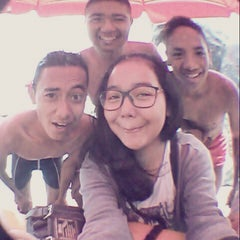 Photo taken at Suncity Waterpark by Tiara A. on 1/10/2015