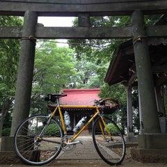 Photo taken at 長尾神社 by se7en on 8/9/2013