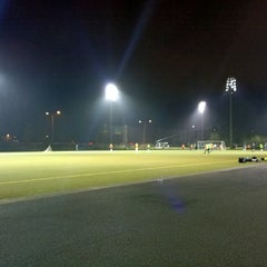 Photo taken at Marymoor Soccer Fields by Jimmy C. on 4/9/2014