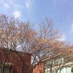 Photo taken at 퓨처리더십센터 by Eunju P. on 3/6/2014