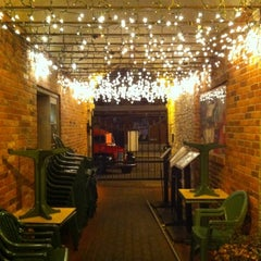 Photo taken at Kingston Brew Pub by Jason M. on 11/8/2012
