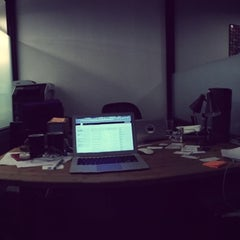Photo taken at TheEmob HQ by Matt B. on 12/26/2012