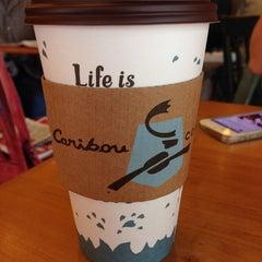 Photo taken at Caribou Coffee by Shiloh W. on 8/10/2014