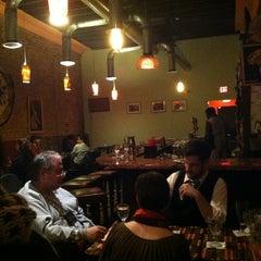 Photo taken at Ghana Cafe by David L. on 1/10/2013