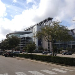 Photo taken at NRG Center by Grant A. on 1/27/2013