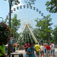 Photo taken at Six Flags Great Adventure by Tatiana K. on 7/20/2013