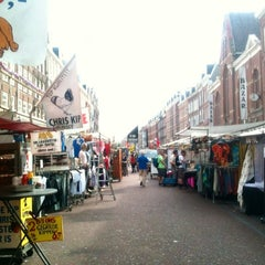 Photo taken at Albert Cuyp Markt by Rodrigo P. on 7/16/2013