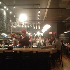 Photo taken at Le Comptoir (charcuteries et vins) by Michael S. on 10/23/2012