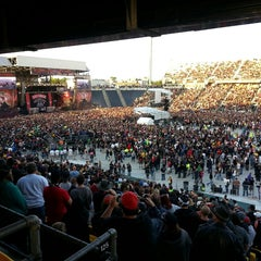 Photo taken at Rock On The Range by Kohy W. on 5/18/2014