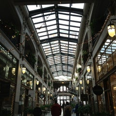 Photo taken at Grove Arcade by Rudi on 12/24/2012