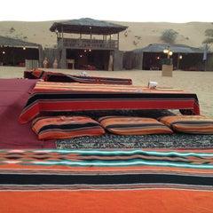 Photo taken at Safari Desert Camp by James W. on 3/4/2013