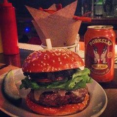 Photo taken at BLT Burger by Madeleine R. on 4/7/2013