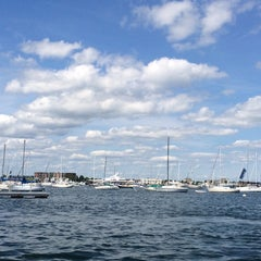 Photo taken at Newport, RI by melissa h. on 8/29/2015