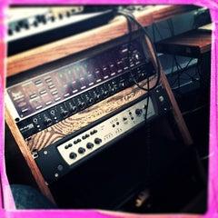 Photo taken at bass hit studios by Chris C. on 1/5/2013
