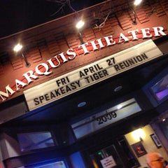Photo taken at Marquis Theatre by ultra5280 on 4/28/2013