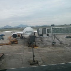 Photo taken at Domestic Terminal by Viet Anh H. on 10/1/2013