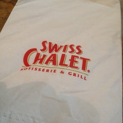 Photo taken at Swiss Chalet by Andreas M. on 5/25/2013