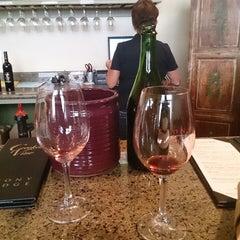 Photo taken at Crooked Vine/Stony Ridge Winery by Hitoshi G. on 11/28/2013