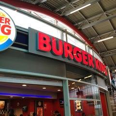 Photo taken at Burger King by Petrit d. on 10/7/2012