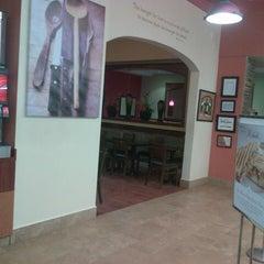 Photo taken at Artisano Bakery Café by Gemini B. on 2/9/2013