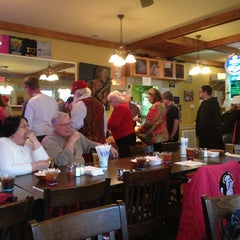 Photo taken at Nacoochee Tavern & Pizzeria by Suzy N. on 12/25/2012