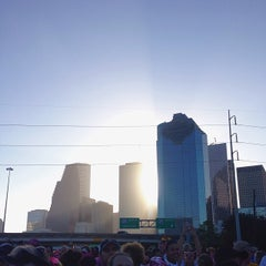 Photo taken at Susan G. Komen Race For The Cure by Julianne A. on 10/5/2013