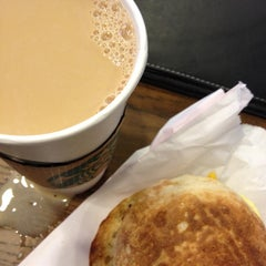 Photo taken at Starbucks by Mike A. on 3/7/2014