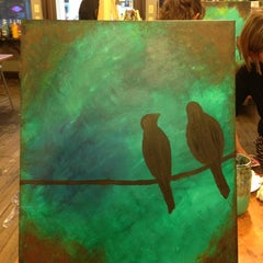 Photo taken at Sipping N' Painting by Courtney B. on 7/3/2013