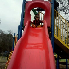 Photo taken at Children's Park by Miranda M. on 12/28/2012