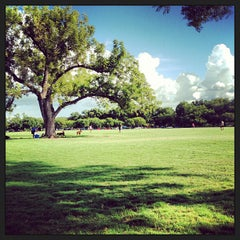 Photo taken at Zilker Park by Daniel L. on 8/25/2013