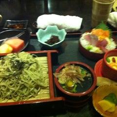 Photo taken at 天の川 by Shunitsu M. on 11/8/2012