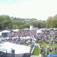 Photo taken at Northwest Folklife Festival by Katy H. on 5/25/2013
