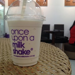 Photo taken at Once Upon A Milk Shake by Kimmy d. on 1/11/2014