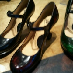 Photo taken at John Fluevog Shoes by Rich T. on 10/21/2012