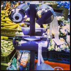 Photo taken at INTERSPAR by Balint T. on 6/2/2013