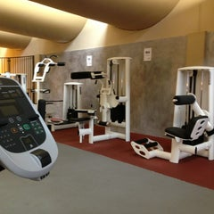 Photo taken at Fit-In Sportstudio by Angie S. on 2/3/2013
